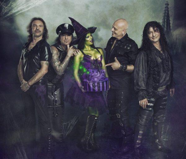 La Cantiga De Las Brujas Es El Nuevo Single De Mägo De Oz Rock Metal Sonidos Distorsionados Y Algo Más